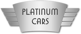 PLATINUM CARS logo